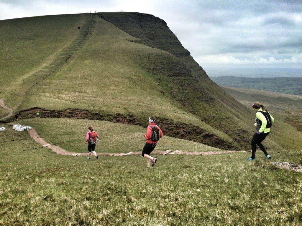 легкая атлетика в горах