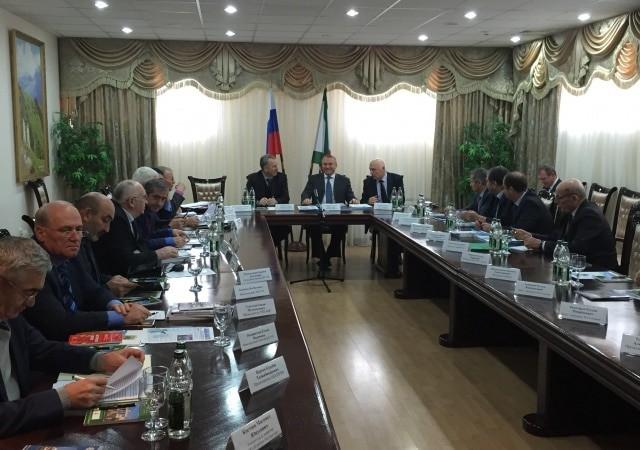 Региональное Заседание Торгово-промышленных палат СКФО