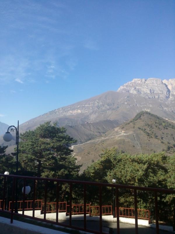 Горы и лес залог хорошего отдыха