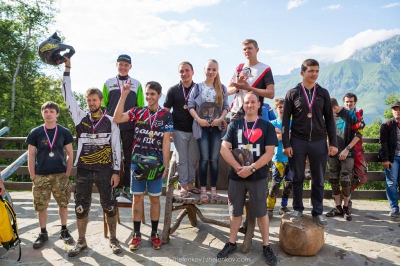 Велопрорыв 2016 - комманда