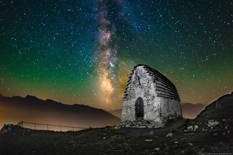 Мят Сели, древний храм