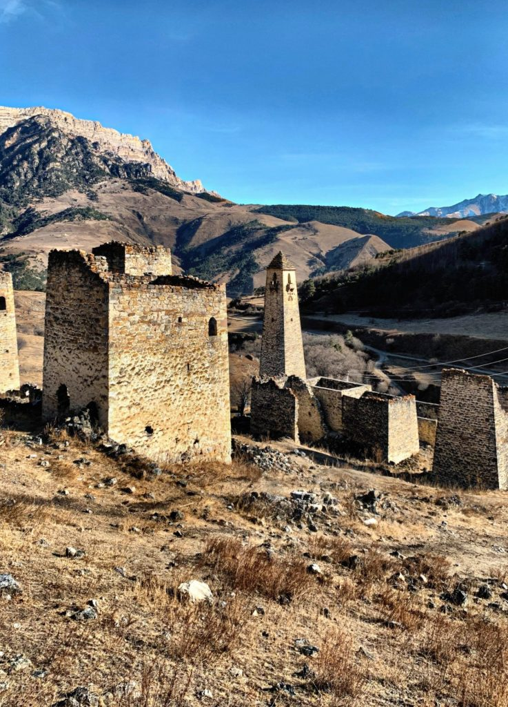Кавказ, родимый