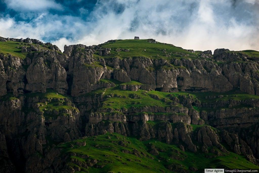 Столовая гора, Мят Сели