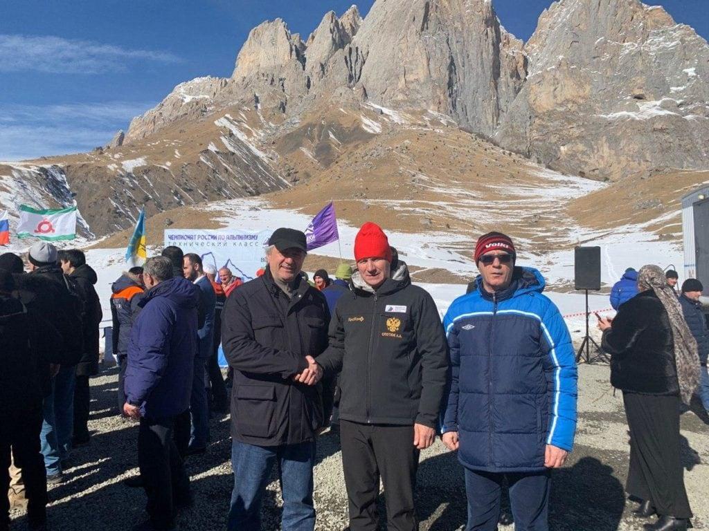 Альпинизм в Ингушетии