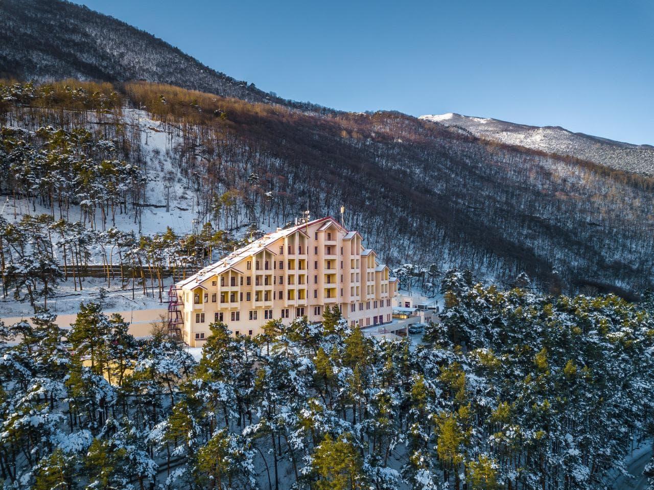 Отель в Ингушетии Армхи