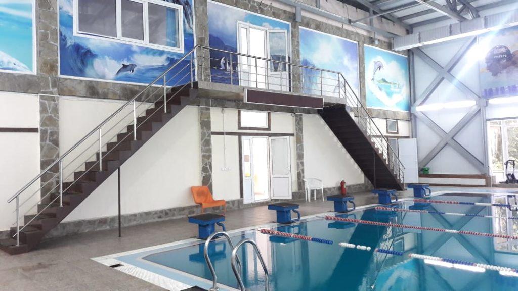 Олимпийский бассейн в Ингушетии