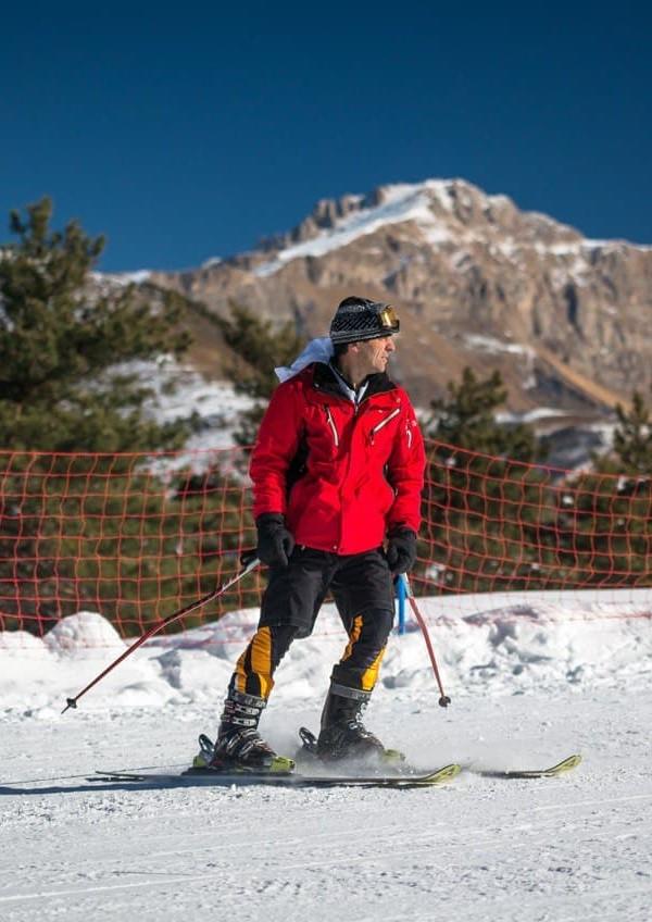 горные лыжи Ингушетия