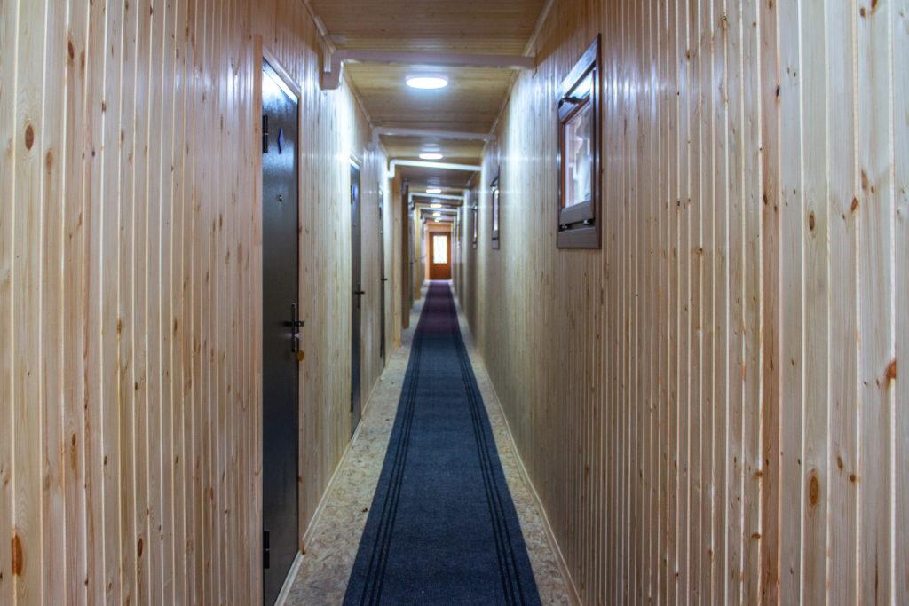 Чайка коридор